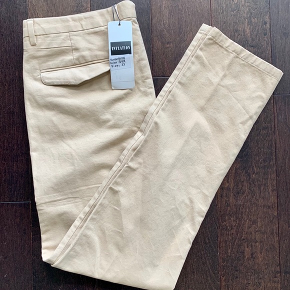 Other - NWT 100% cotton chinos